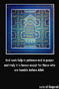 Islamic Prayer Painting